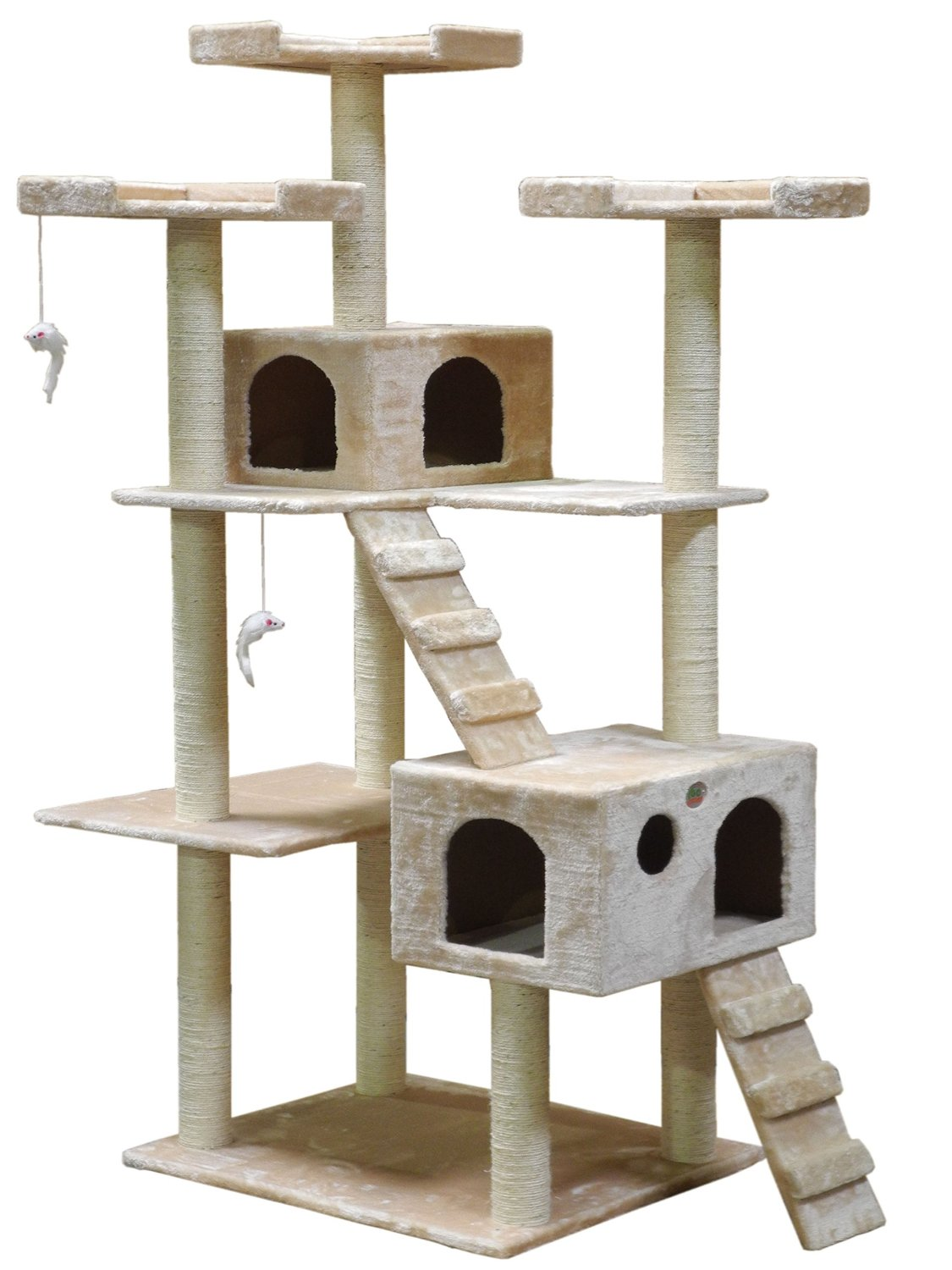 Go Pet Club Cat Tree Review The Best Large Cat Furniture Ever
